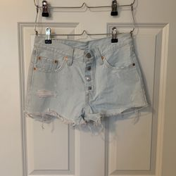 Women's Levi 501 Shorts for Sale in Chicago,  IL