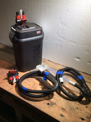 Fluval 306 canister filter for Sale in Quincy, IL