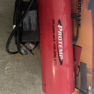 Protemp Propane Heater for Sale in Olympia, WA