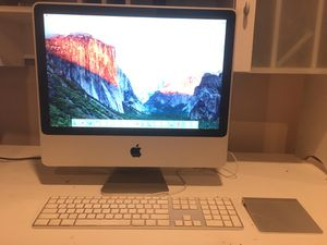 iMac with Keyboard and Trackpad for Sale in Lumberton, NC