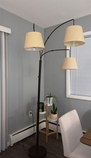Floor lamp for Sale in Washington, DC