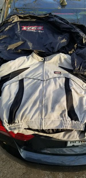 Vega motorcycle vest and interlining 3Xl for Sale in Stone Mountain, GA
