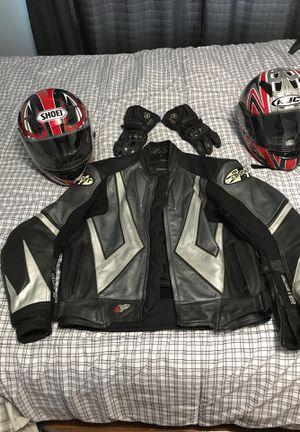 Motorcycle gear for Sale in Hillside, IL