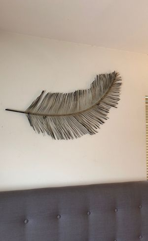Feather Wall Art for Sale in Alexandria, VA