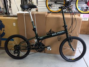 Folding Bike Friday New Word Tourist.size M, NEW for Sale in New York, NY