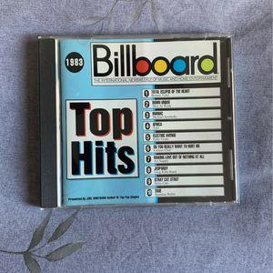 Billboard Top Hits - 1983 for Sale in Pasadena, CA