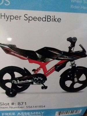 """20"""" motorcycle bicycle for Sale in Chuckey, TN"""
