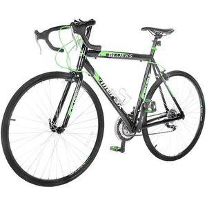 700C Merax 21-Speed Aluminum Road Bike Racing Bicycle for Sale in Tacoma, WA