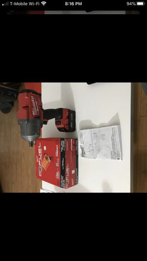 """Milwaukee M18 Brushless 1/2"""" 2767-20 for Sale in Downey, CA"""