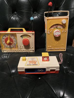 Vintage fisher price toys for Sale in Moreland Hills, OH