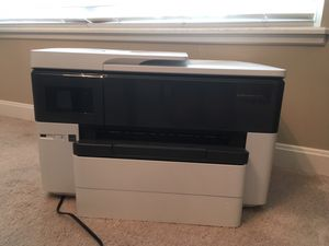HP printer with cartridges for Sale in Dublin, OH