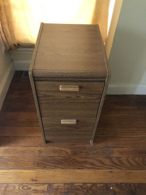 Small two drawer file or paper dresser for Sale in Philadelphia, PA