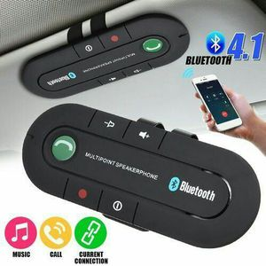 Brand New Bluetooth 4.1 Hand Free Wireless Car Speakerphone Speaker for Sale in Detroit, MI