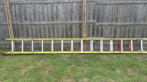 Roofing ladders {contact info removed} for Sale in Detroit, MI