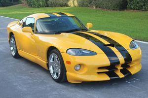 2001 Dodge Viper for Sale in Dallas, TX
