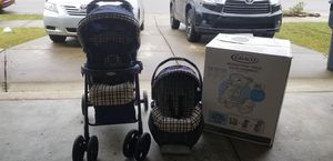Graco car seat and stroller for Sale in Nashville, TN
