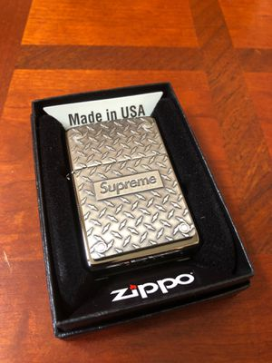Authentic Supreme Zippo Lighter for Sale in Clermont, FL