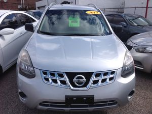 2014,Nissan Roque select S crossover,miles 169001,alloy wheels,backup camera,silver. for Sale in Palmyra, NJ