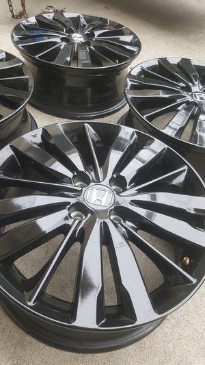 16inch wheels 4lug bolt pattern 4x100 Honda fit for Sale in Manhattan Beach, CA