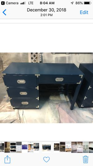Dresser campaign style . for Sale in Minooka, IL