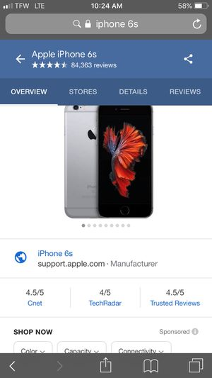 iPhone 6s for Sale in East St. Louis, IL
