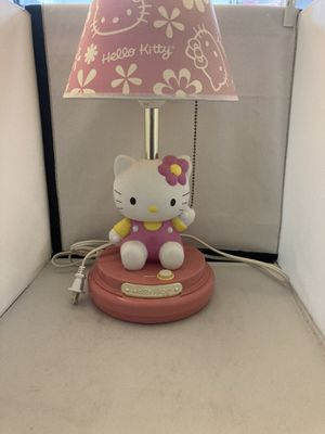 "Hello Kitty Lamp 16.5"" for Sale in San Diego, CA"