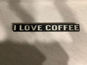 Coffee sign for Sale in Lake Forest, CA