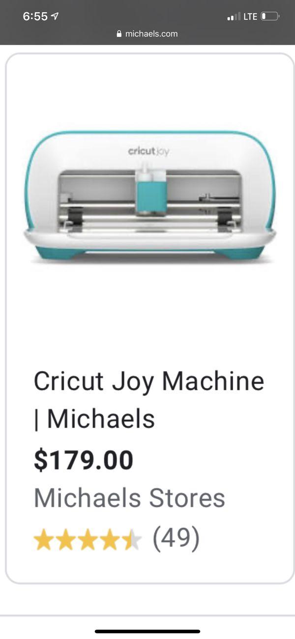 Cricut joy