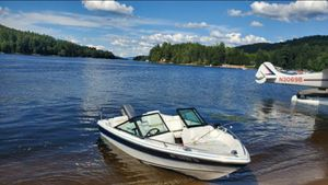 Good Fishing/Cruising boat - 14' - Strong 50hp - Fast for Sale in Quincy, MA
