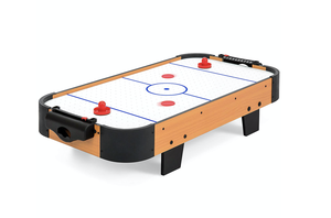 40in Air Hockey Table w/ Electric Fan Motor, 2 Strikers, Pucks - Multicolor - Best Choice Products for Sale in Oswego, IL