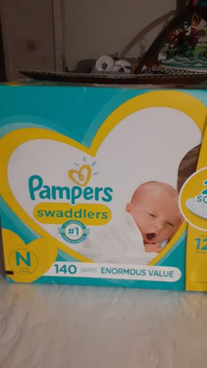 Pampers Swaddlers for Sale in San Jose, CA