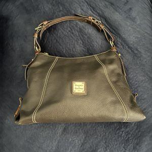 Dooney & Bourke Hobo Bag - Dark Brown for Sale in Morton Grove, IL
