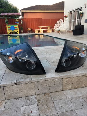 2 led headlights for Volvo trucks ( genuine parts) not aftermarket for Sale in Homestead, FL