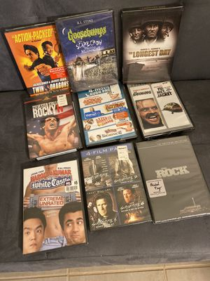 Brand new DVDS cheap 20$$$ for Sale in Baldwin Park, CA