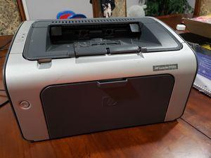 HP LaserJet P1006 Printer for Sale in Arlington, TX
