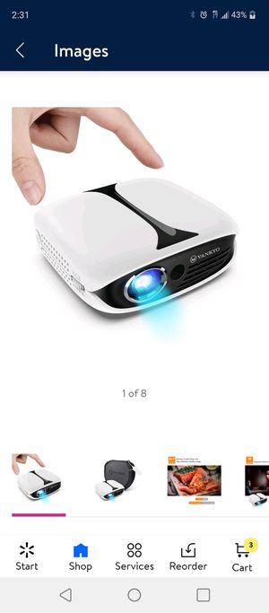 Burger 101 projector for Sale in Mesa, AZ
