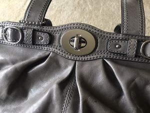 Coach purse Grey for Sale in Vancouver, WA