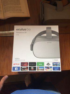 Oculus Go 32Gb for Sale in Frederick, MD