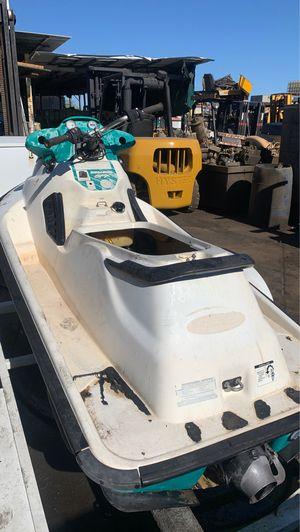 1996 spx sea doo parts or entire ski no engine for Sale in Phoenix, AZ