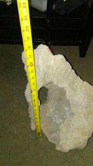 It's a lava rock for fish tank it's pretty big it 45 for Sale in Covina, CA