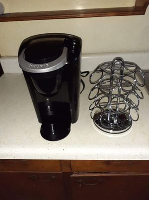 Keurig coffee maker with coffee pot holders for Sale in Fort Worth, TX