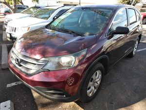 2012 honda crv Programs from only 999 down payment WE OPEN SUNDAYS aqui le ayudamos es muy facil for Sale in Glendale, AZ