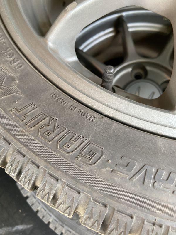 Euro R CL1 wheels
