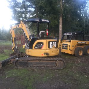 Cat 305 CCR Excavator for Sale in Longbranch, WA