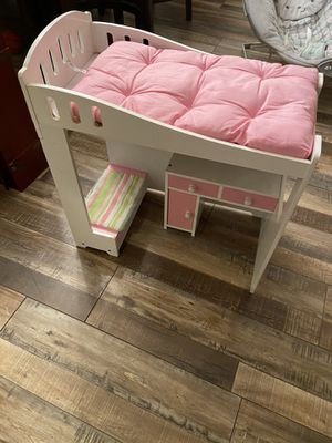 American girl doll loft bed for Sale in Corona, CA