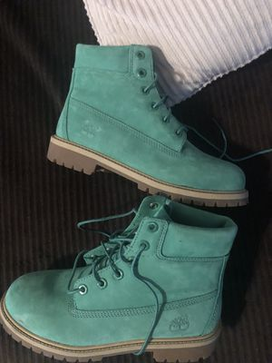 Timberlands size 6 youth for Sale in Dallas, TX