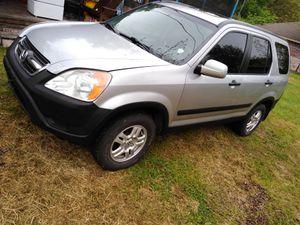 2002 Honda crv for Sale in Dallas, TX