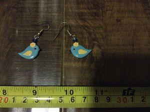 Twitter earrings for Sale in Los Angeles, CA