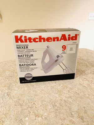 9-Speed Hand Mixer for Sale in Herndon, VA