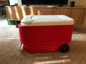 Fantastic Cooler for Enjoying Day Trips in the Fall for Sale in Roseville, MN